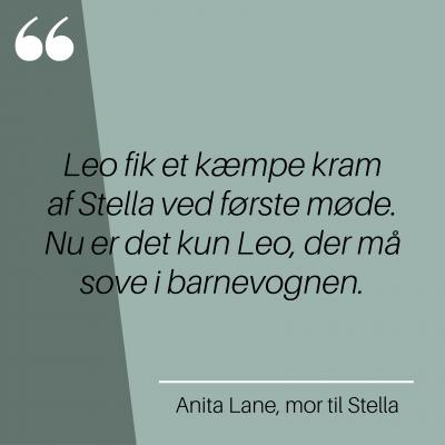 Anita Lane, mor til Stella