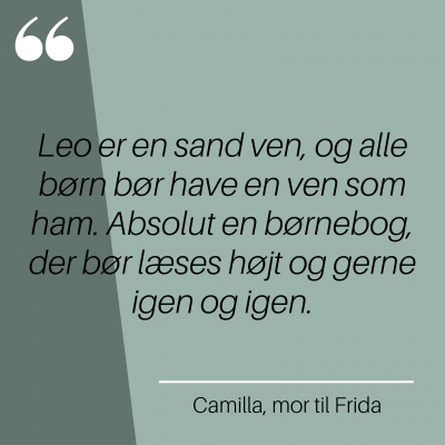 Camilla, mor til Frida