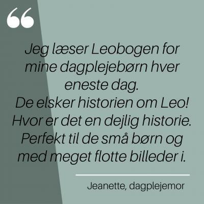 Jeanette, dagplejemor