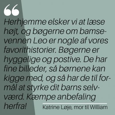 Katrine Løje, mor til William-2