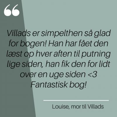 Louise, mor til Villads